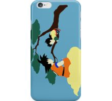Father and Son (clean) iPhone Case/Skin