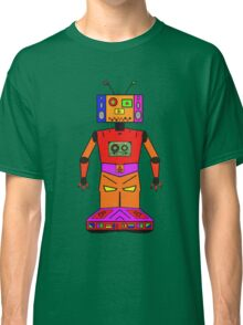 Robot Mix Tape Classic T-Shirt