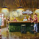 The Legends Bar by Michael Jones