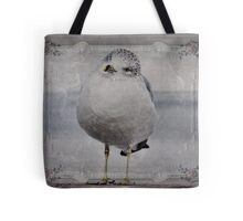 Seagull Affirmations Tote Bag