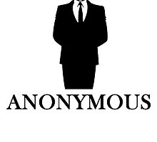 Anonymous Anon by kwg2200