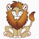 Cute Chibi Lion -male- by 8Bit-Paws