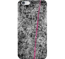 Thin pink iPhone Case/Skin