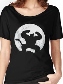 Night Monkey Women's Relaxed Fit T-Shirt