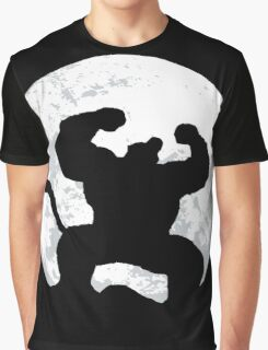 Night Monkey Graphic T-Shirt