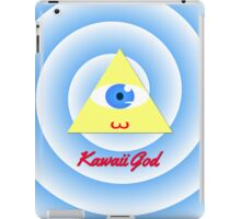Kawaii God iPad Case/Skin