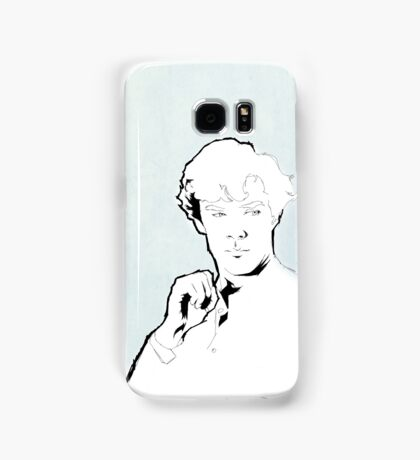 Sherlock Holmes: Consulting Detective Samsung Galaxy Case/Skin