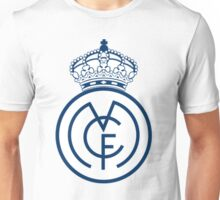 Real Madrid Crest Unisex T-Shirt