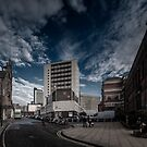 Leeds City College, Perspective. by Mbland