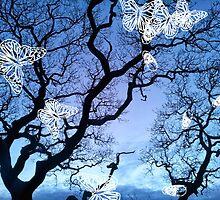 Llansteffan Gothic by Hywel Edwards