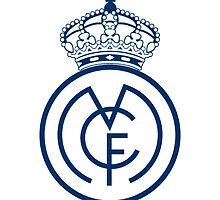 Real Madrid Crest by mydesign
