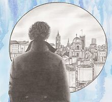 Sherlock's London by Jade Jones
