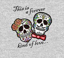 This is a forever kind of love... Womens Fitted T-Shirt