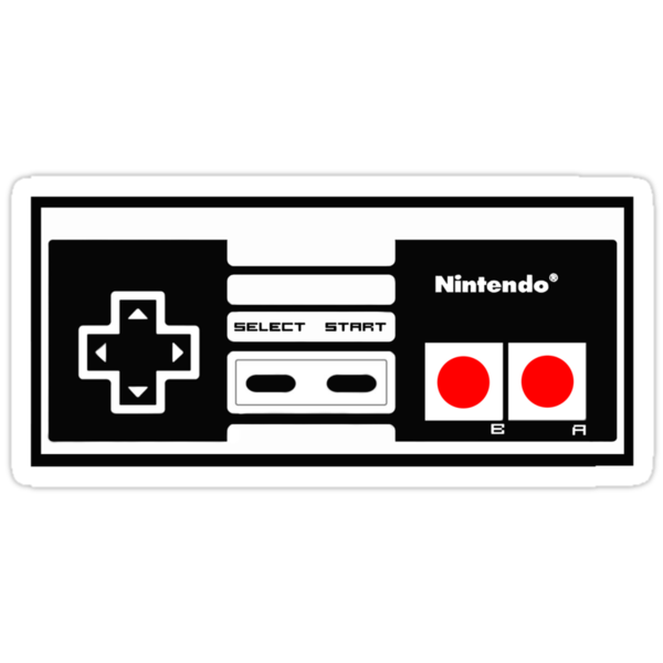 Nintendo Controller by thealexisdesign