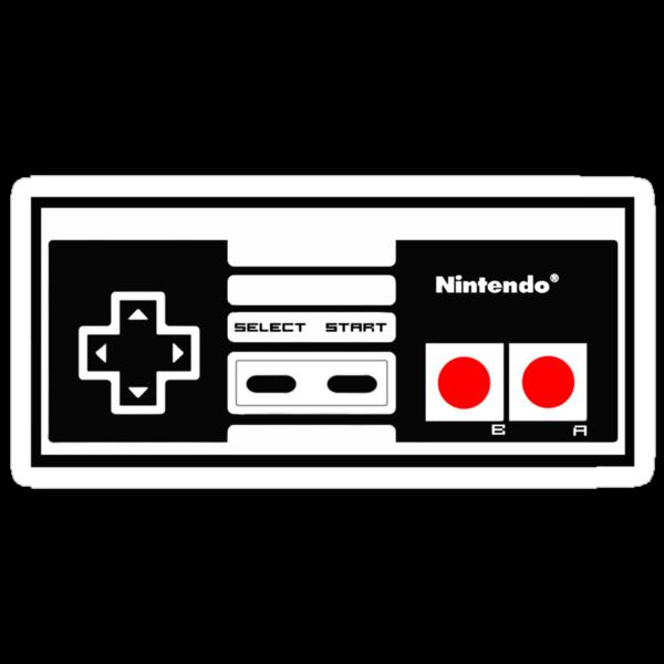 Nintendo Controller by thealexisdesign