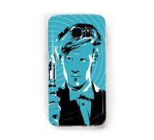 The Eleventh Doctor (Blue) Samsung Galaxy Case/Skin
