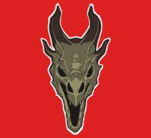 Dragon Skull Kids Clothes