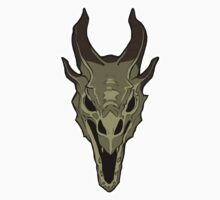 Dragon Skull by peroxids