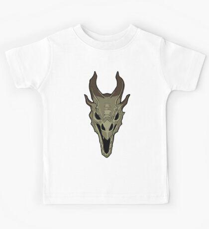 Dragon Skull Kids Tee