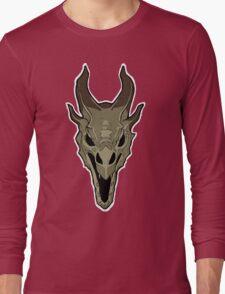 Dragon Skull Long Sleeve T-Shirt