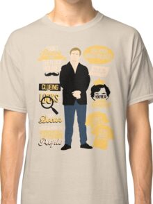 Clueing For Looks Classic T-Shirt