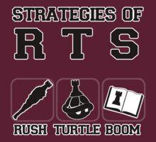 Rush Turtle Boom by B-Shirts
