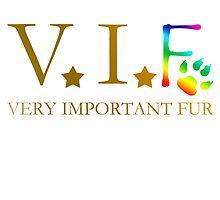 V.I.F. VERY IMPORTANT FUR by yiffy-hustler