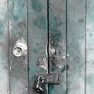 Locked Door by shiro