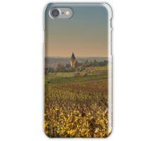Burkheim village. Kaiserstuhl iPhone Case/Skin