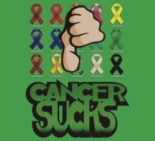 Cancer Sucks-Liver Cancer by MGraphics