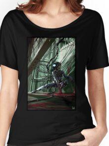 Cyberpunk Photography 056 t-shirt Women's Relaxed Fit T-Shirt