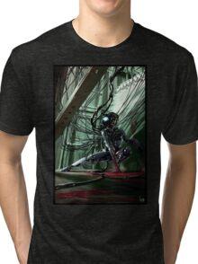 Cyberpunk Photography 056 t-shirt Tri-blend T-Shirt