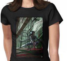 Cyberpunk Photography 056 t-shirt Womens Fitted T-Shirt