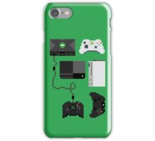 Pixel History - Xbox iPhone Case/Skin