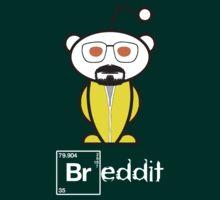 Breddit (fan art - t shirt) by r3ddi70r