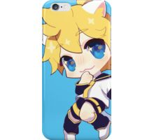 Kitty Len iPhone Case/Skin