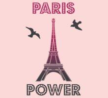 Paris Power Kids Clothes