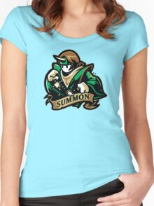 Cast A Summon Women's Fitted Scoop T-Shirt
