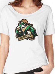 Cast A Summon Women's Relaxed Fit T-Shirt