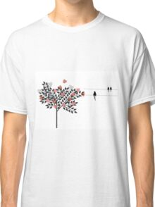 Swallows In Love Classic T-Shirt