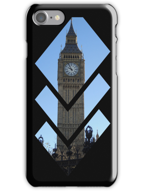 London Big Ben Iphone Case by CreativeEm