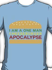 Cheeseburger Apocalypse T-Shirt