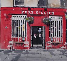 Port O' Leith by Ross Macintyre