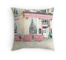 Joseph Pearce Throw Pillow