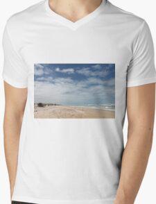 surf fishing Mens V-Neck T-Shirt
