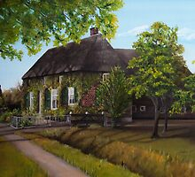 The Cottage by Andrea Vreken
