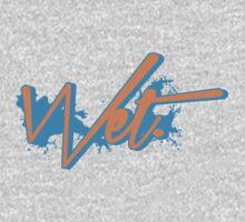 Wet. Bobcat Edition Kids Tee