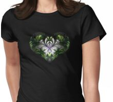 Realm of the Woodland Elves Womens Fitted T-Shirt