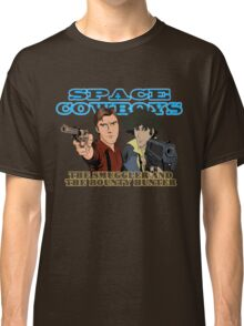 Space Cowboys Spike & Mal Classic T-Shirt