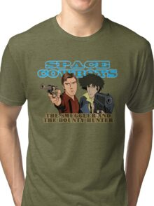Space Cowboys Spike & Mal Tri-blend T-Shirt